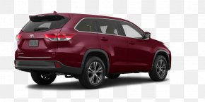 Honda - 2018 Honda Pilot Touring Toyota Highlander Jeep Sport Utility Vehicle PNG