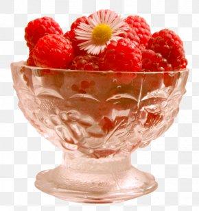 Raspberry Fruit Bowl Creative - Fruit Strawberry Frutti Di Bosco PNG