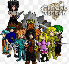 Chrono Trigger: Crimson Echoes PNG