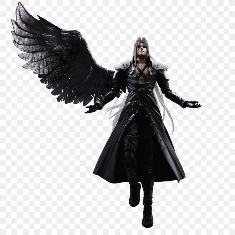 Final Fantasy Vii Remake Sephiroth Cloud Strife Zack Fair