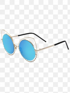 Hollowing Out - Goggles Sunglasses Clothing Fashion Dress PNG