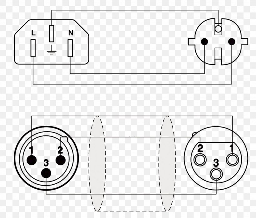 Microphone Xlr Connector Wiring Diagram Electrical Cable Schuko  Png  1024x874px  Microphone