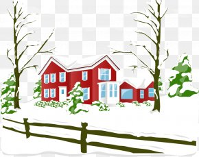 Vector Hand-painted Winter Snow - Summer Spring Season PNG