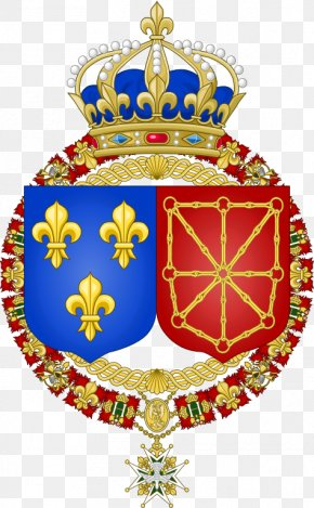 French Royal Coat Of Arms - Kingdom Of France National Emblem Of France Royal Coat Of Arms Of The United Kingdom PNG