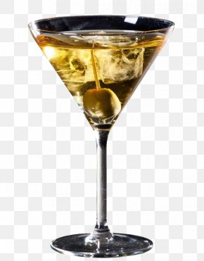 Cocktail Drink - Martini Cocktail Champagne Juice Wine Glass PNG