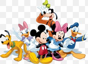 Mickey Mouse - Mickey Mouse Donald Duck The Walt Disney Company Minnie Mouse Goofy PNG