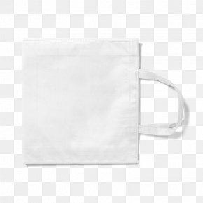 White Canvas Bag - Paper Canvas Bag PNG
