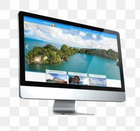 Web Design - Web Development Computer Monitors LED-backlit LCD Responsive Web Design XENIALAB S.r.l. PNG