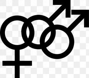 Symbol - Gender Symbol Heterosexuality LGBT Symbols PNG