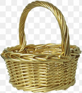 Painting - Wicker Painting Basket Rattan PNG