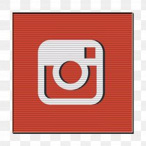 Brick Material Property - Instagram Icon Logo Icon Logotype Icon PNG