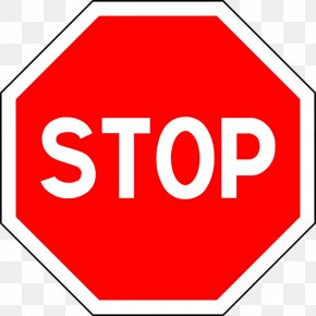 Stop Sign - Priority Signs Stop Sign Yield Sign Traffic Sign PNG