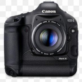1d Front - Single Lens Reflex Camera Digital Camera Cameras & Optics PNG
