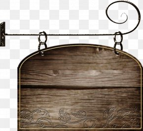 Billboard - Wood Sign Plank Reclaimed Lumber Clip Art PNG