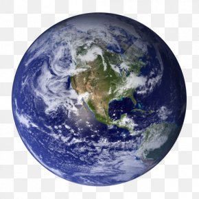 Planets - Earth The Blue Marble Planet Clip Art PNG