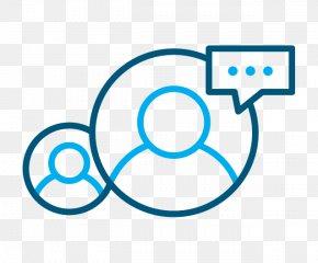 Line Art Symbol - Text Aqua Line Circle Azure PNG