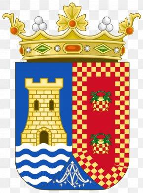 Coat Of Arms Lion - Torre-Pacheco Alginet Abarán Escutcheon Coat Of Arms PNG
