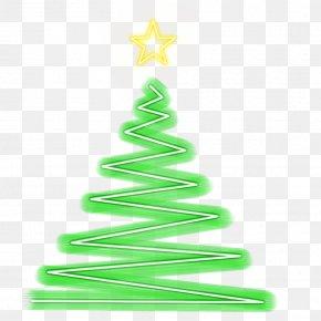 Interior Design Pine Family - Christmas Tree PNG