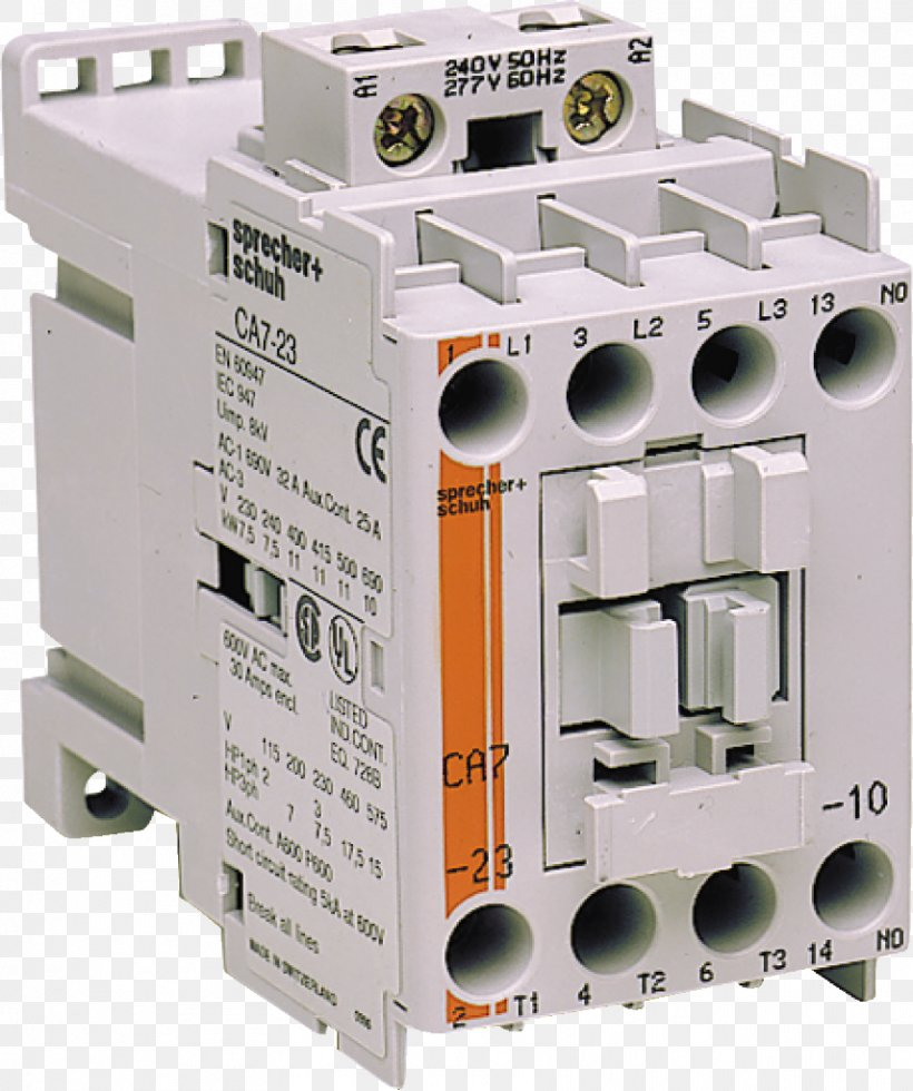 Circuit Breaker Contactor Wiring Diagram Electrical Wires & Cable  100-C23A10 Allen Bradley, PNG, 856x1024px, CircuitFAVPNG.com