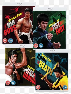Bruce Lee - Blu-ray Disc Amazon.com Film DVD Bruce Lee PNG