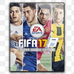 Electronic Arts - FIFA 17 FIFA 18 Video Game Electronic Arts EA Sports PNG