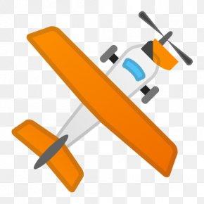 Aeroplane - Airplane EmojiWorld Android Flight PNG