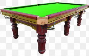 Green Star Billiard Table Material - Billiard Table Billiards Snooker Ball Game PNG