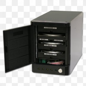 Disk Array Computer Cases & Housings Hard Drives RAID Data Storage PNG