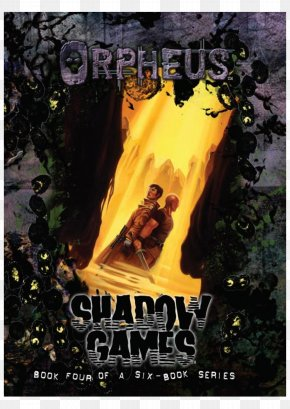 Book - Orpheus Hunter: The Vigil Vampire: The Masquerade Wraith: The Oblivion World Of Darkness PNG