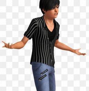 T-shirt - Sleeve T-shirt Shoulder Carbonara Rhythm And Blues PNG