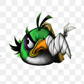 Green Wounded Angry Bird - Angry Birds Rio Angry Birds Star Wars Angry Birds Seasons Angry Birds Space PNG