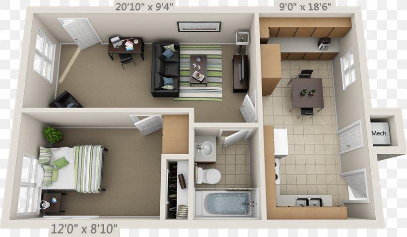 House Floor Plan Studio Apartment