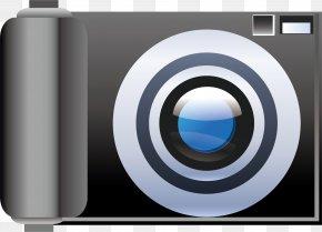 Camera Vector Element - Video Camera PNG