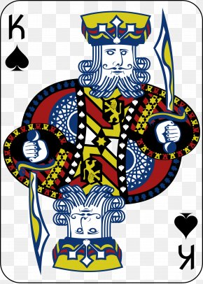 Cards - Contract Bridge Playing Card King Card Game PNG