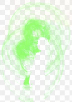 Green Fire PNG