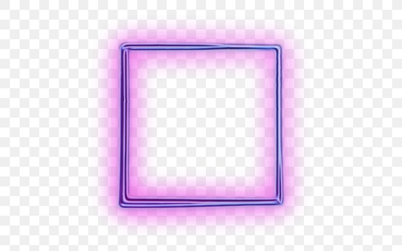 Picture Frame Frame, PNG, 512x512px, Picture Frames, Picture Frame, Purple, Rectangle, Violet Download Free