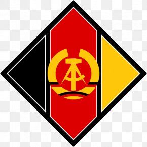 Military - East Germany German Reunification Air Forces Of The National People's Army PNG