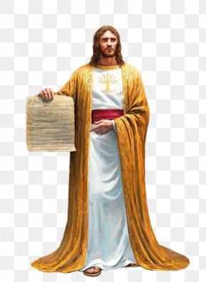 Jesus Christ - Depiction Of Jesus Christianity Wallpaper PNG