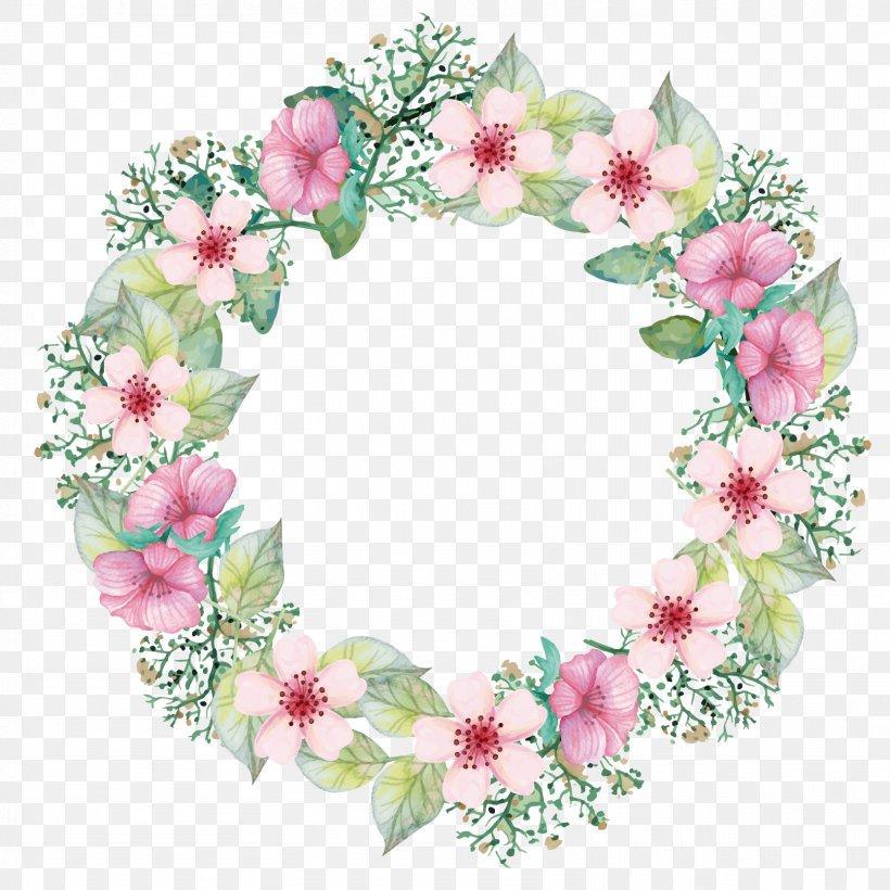 Paper Flower Bouquet Wreath, PNG, 1667x1667px, Flower, Cut Flowers, Decor, Disk, Floral Design Download Free