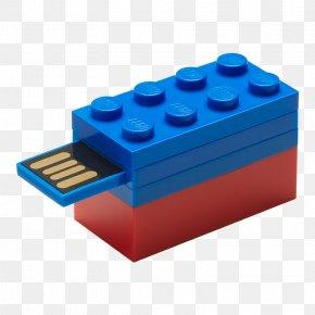USB - USB Flash Drives LEGO Computer Data Storage Flash Memory PNG