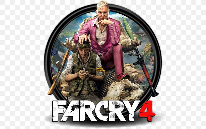 Far Cry 4 Far Cry 5 Video Card System Requirements Png 512x512px