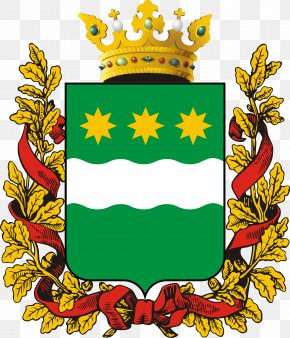Usa Gerb - Yaroslavl Governorate Russia Kazan Governorate Coat Of Arms PNG