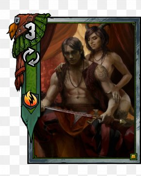 CardArt - Gwent: The Witcher Card Game The Witcher 2: Assassins Of Kings CD Projekt Video Game PNG