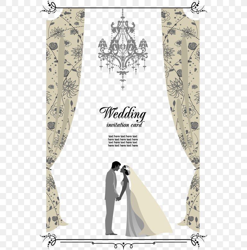 Wedding Invitation Clip Art Png 556x829px Wedding