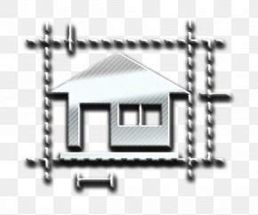 Roof Real Estate - Architectural Icon Building Icon Construction Icon PNG