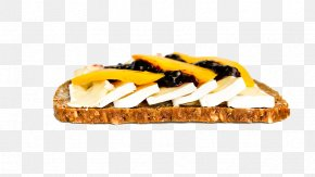 Mango Soft Tofu - Open Sandwich Sprouting Hypnotherapy Bread PNG