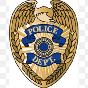 Police - Police Officer Badge Miami-Dade Police Department Sheriff PNG