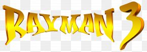 Rayman - Rayman 3: Hoodlum Havoc Rayman Origins Logo Video Game Rayman 4 PNG