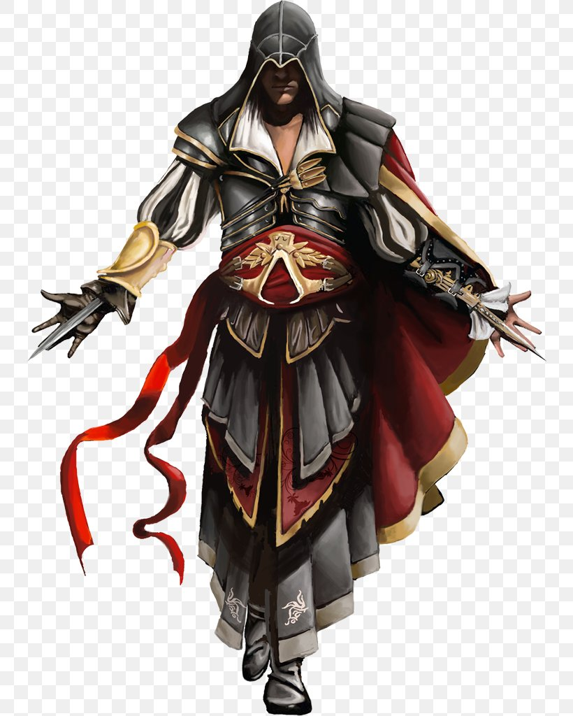 Assassin's Creed III Assassin's Creed: Revelations Assassin's Creed IV: Black Flag Assassin's Creed: Origins Assassin's Creed Syndicate, PNG, 744x1024px, Ezio Auditore, Action Figure, Armour, Assassins, Connor Kenway Download Free