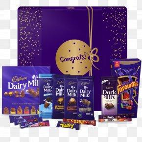 Gift - Cadbury Dairy Milk Gift Mother's Day PNG